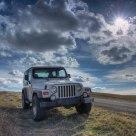 High Plateau Jeep