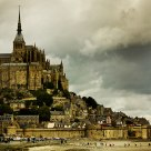 Mont St Michel - The Ramblers Return