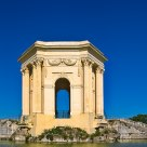 The water tower of Peyrou