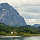 mountain in northern Norway