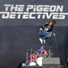 The Pigeon Detectives, Leeds Festival 2011