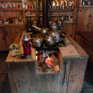 Tea House Kitchen
