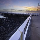 Shorncliffe sunrise seascape