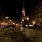Night in Gdańsk
