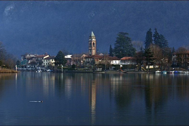 Ceresio Lake