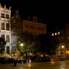 Night in Gdańsk