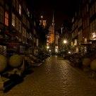 Sleepy street