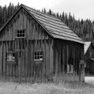 Barkerville Building