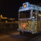 Advent lighttram