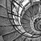 Stair Shell Spirals