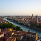 Verona and the river
