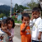 Children in Sumatra