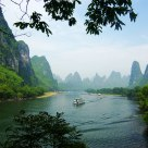 Beautiful Lijiang River