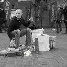 Le musicien des rues III