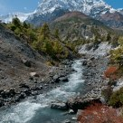 Annapurna Autumn Morning