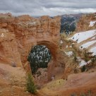 A Natural Bridge in Bryce Canyon National Park, UT