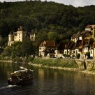 Gabare on The Dordogne