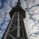 Canton tower peak