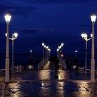 Arcachon by night