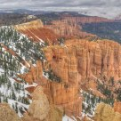 The Hoodoo Voodoo Valley after Snow