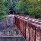 Railroad Bridge and Tunnel