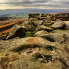 Stanage End