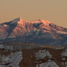 The Henry Mountains before Dark