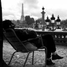 a rest in Paris...
