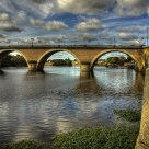 The Bridge at Bergerac