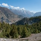 Manang Valley View
