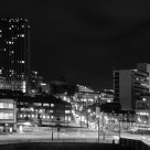 Sheffield Night Scene