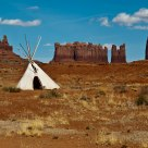 Abandoned Wigwam