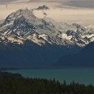 Road to Aroaki (Mt. Cook) NZ