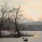 Avigliana Lake
