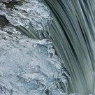 Icy Weir