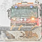 In Action: Snow Plow