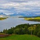 Summer holiday in northern Norway