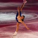 Shizuka Arakawa in Turin - an angel on the ice!
