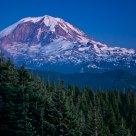 Rainier at Twilight