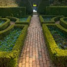 Symmetry, Hidcote Manor Garden, Gloucestershire