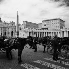 Vatican's Square