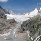Glacier de Pré de Bard