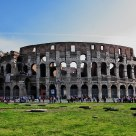 Coliseum in Rome
