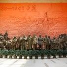 中国革命先辈塑像