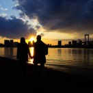 Sunset Of Tokyo Ra