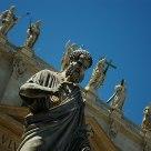 Vatican keeper