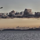 I want to fly beyond the islands
