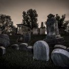 Laurel Hill Cemetery @ Night