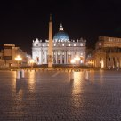 Vatican by night
