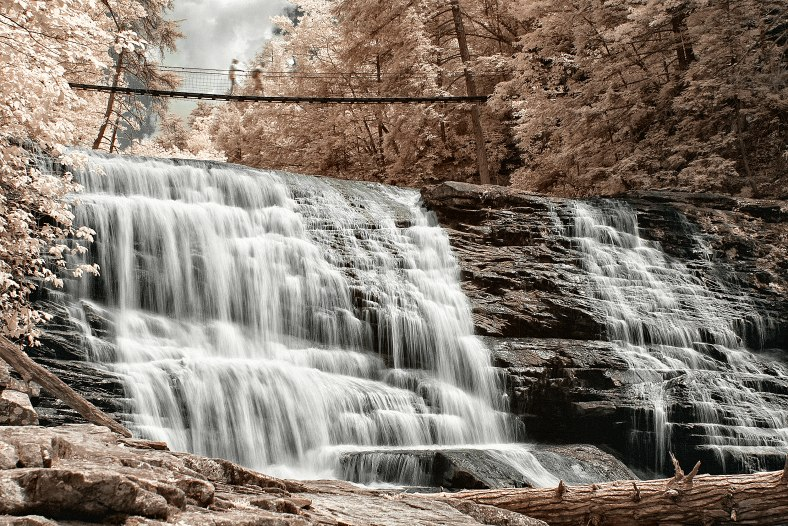 Cane Creek Cascades
